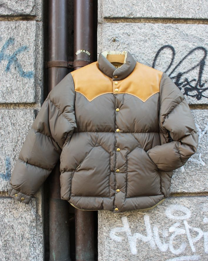 Rocky Mountain Featherbed DSS Daunen Jacke olive_1
