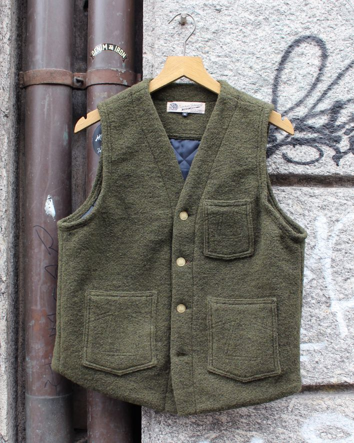 Eat Dust Cali Vest Tormenta military green_1