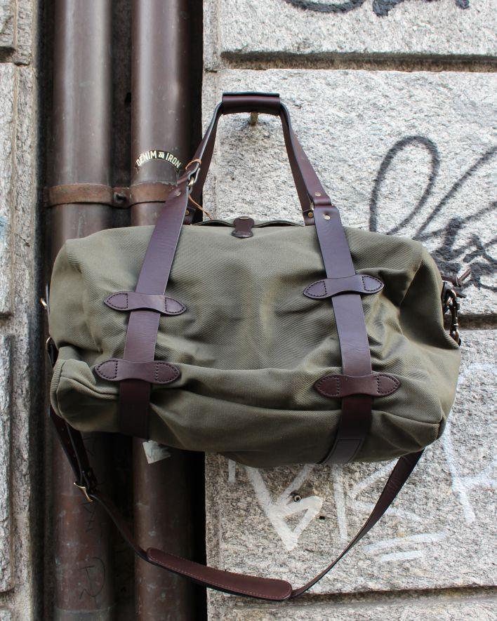 Filson Medium Duffle Bag otter green_1