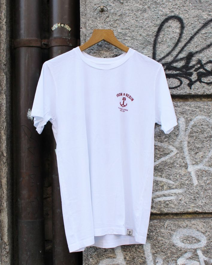Iron and Resin Freebird T-Shirt white_1