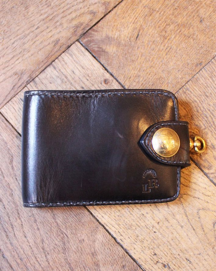 Red's Leather Wallet Citadin black_1