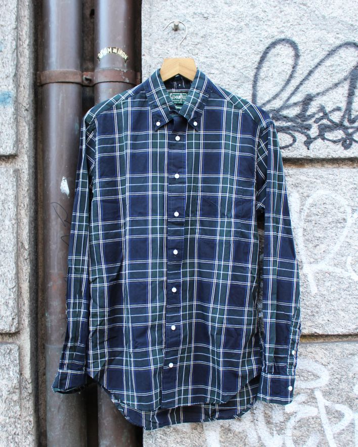 Gitman Vintage Blackwatch Shirt_1