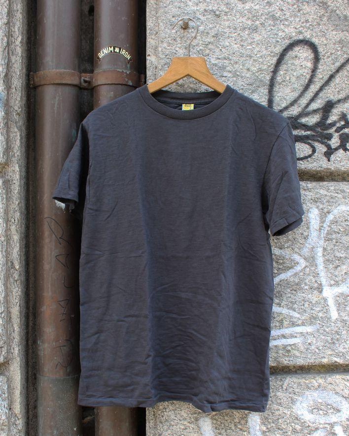 Velva Sheen Rolled T-Shirt black_2