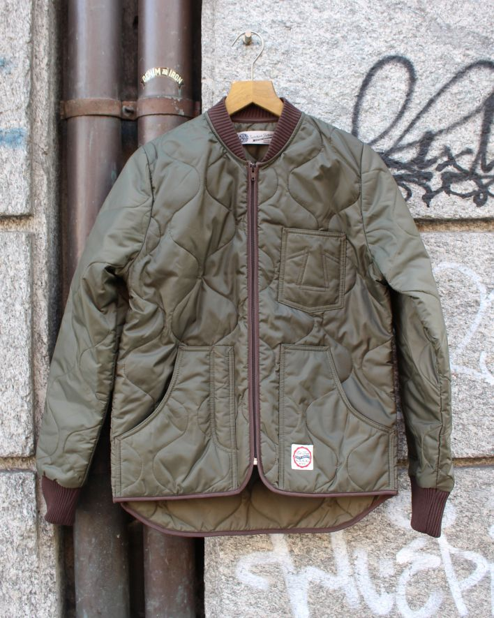 Eat Dust Frostbite Jacket khaki_1