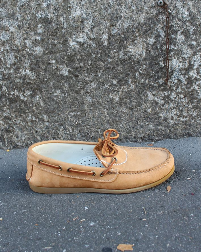 Maine Moccasin Trooper Moccasin tawny_1