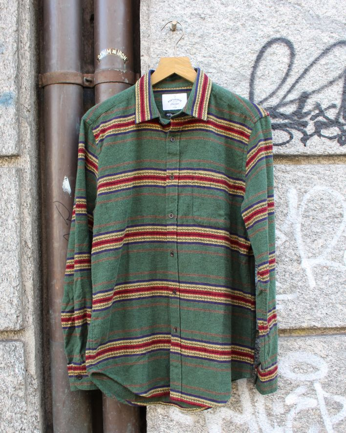 Portuguese Flannel Dakota multicolor_1