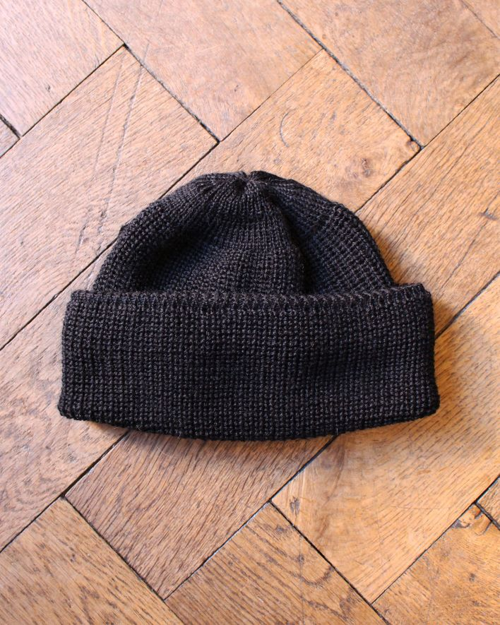 Heimat Mechanics Hat Wool black