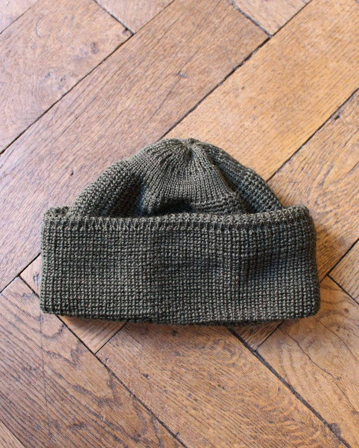 Heimat Mechanics Hat Wool military