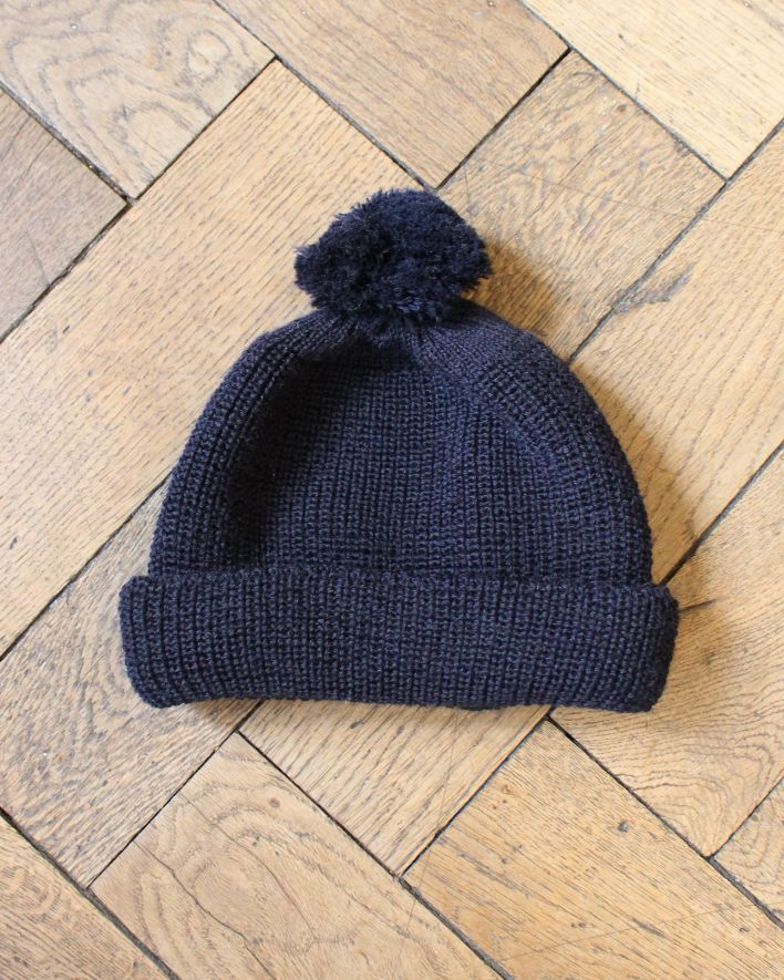 Heimat U-Boat Wool Cap ink_1