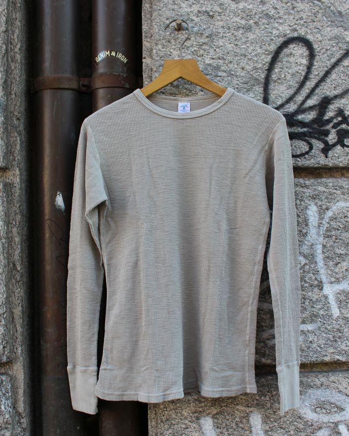 Velva Sheen Slub Thermo Longsleeve grey_1