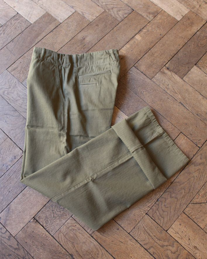 Eat Dust HBT Combat Chino dark olive_1