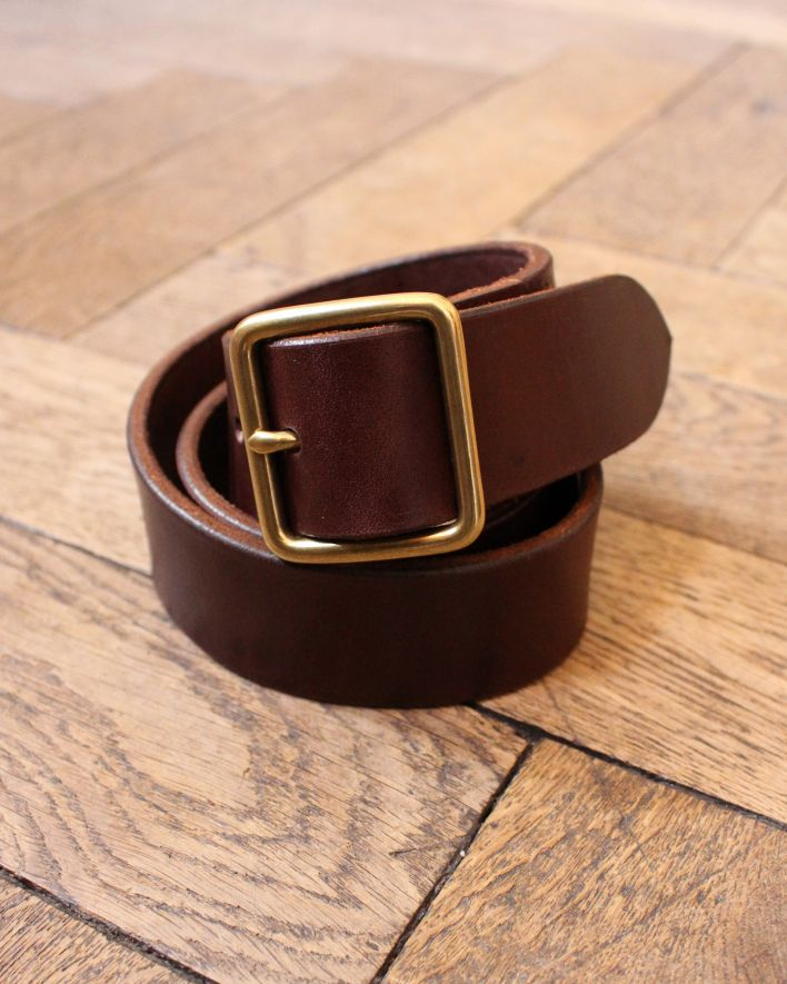 Red Wing 96506 Bridle Belt dark brown_1