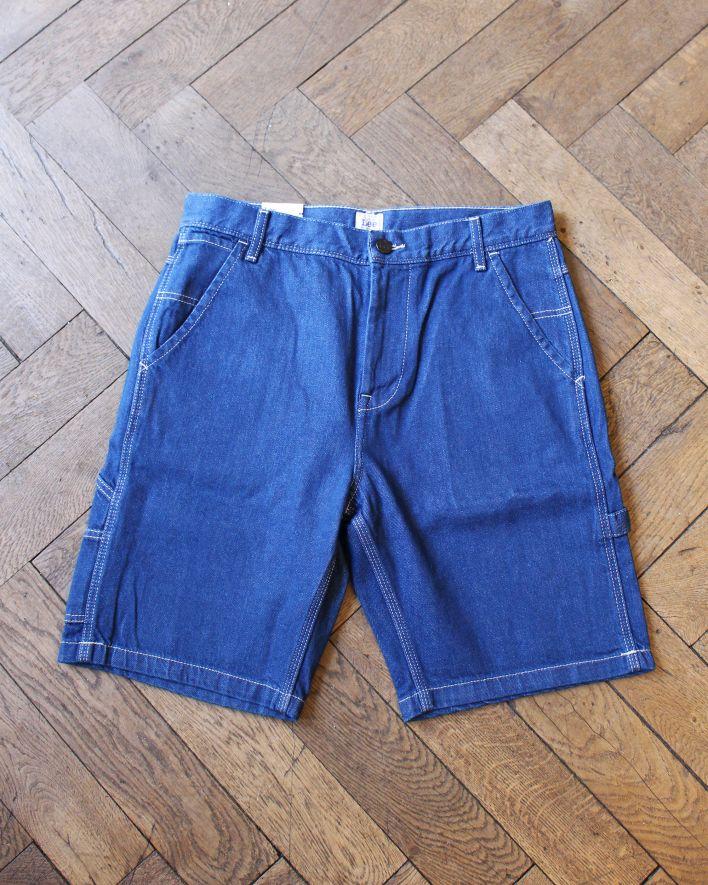Lee 101 Carpenter Shorts rinsed_1