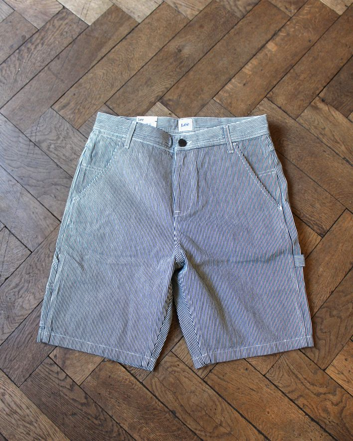 Lee 101 Shorts Hickory_1