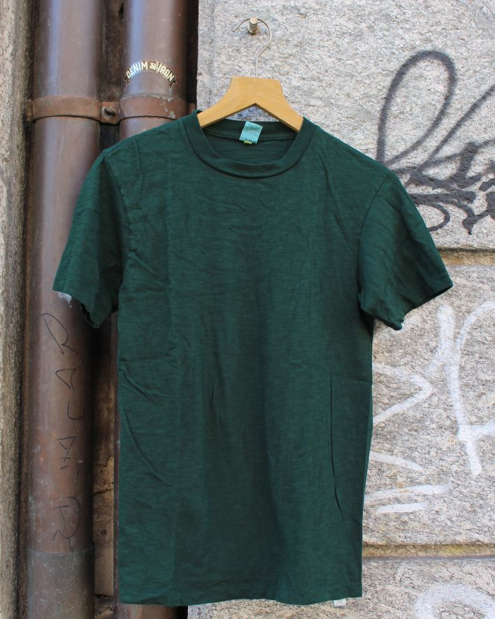 Velva Sheen Rolled Tee green_2