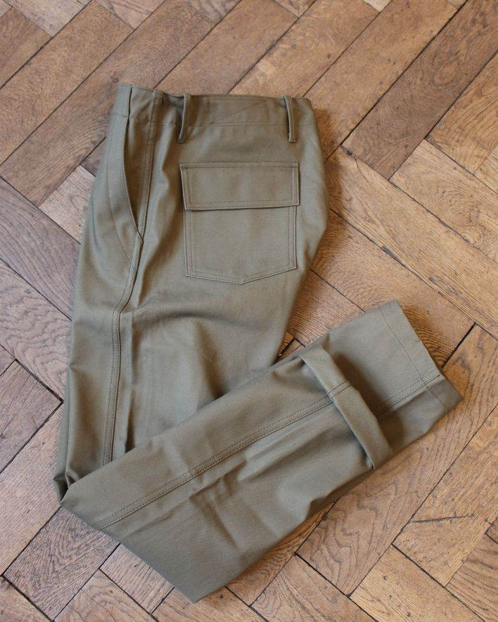 RGT Field Pant olive_1