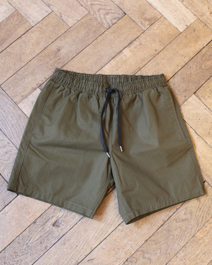 RGT Trunk Ripstop Shorts olive_1