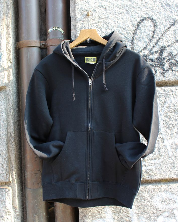 Addict ACVM Zip-Up Parka black_2