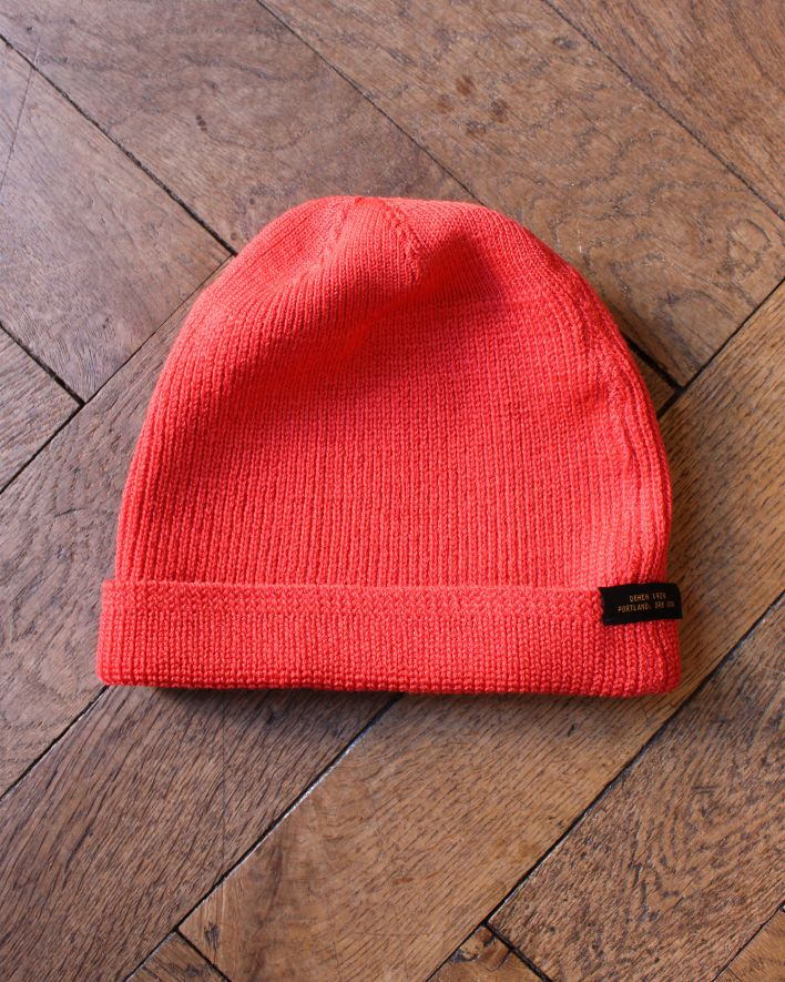 Dehen Watch Cap Beanie Wool cousteau