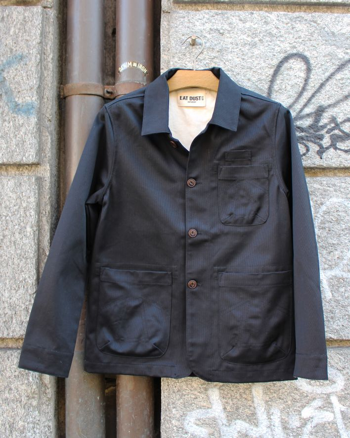 Eat Dust BC Combat Blazer Bedford Cord black_1