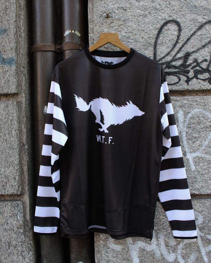 El Solitario Motocross Jersey black_1