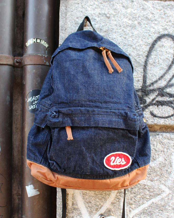 UES Day Bag denim_1.1