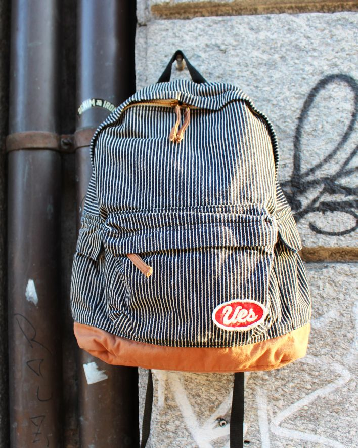 UES Day Bag hickory_1