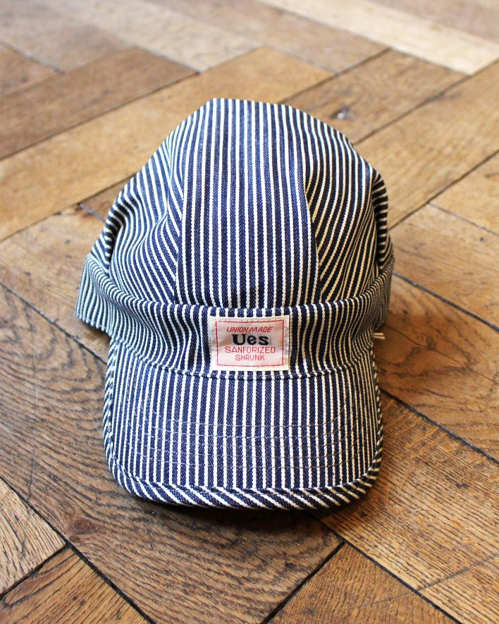 UES Work Cap hickory_1