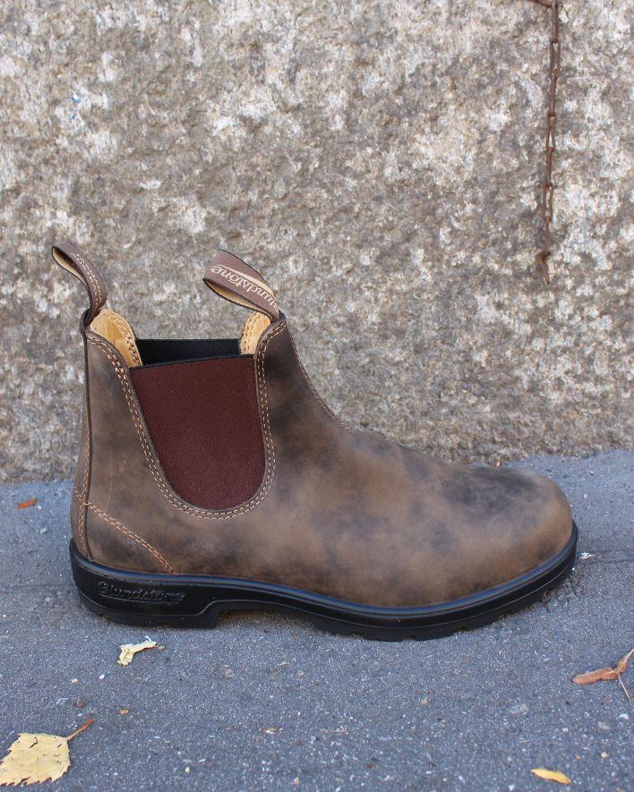 Blundstone 585 Boot rustic brown_1