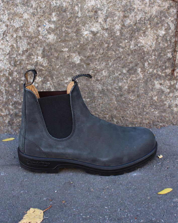 Blundstone 587 Boot rustic black_1
