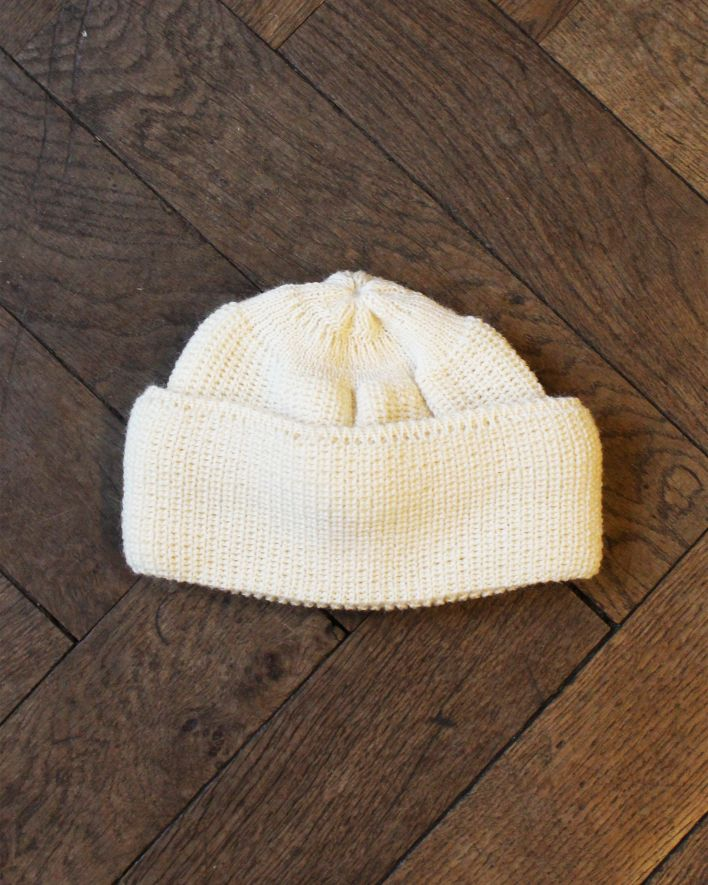 Heimat Mechanics Hat Wool sea shell