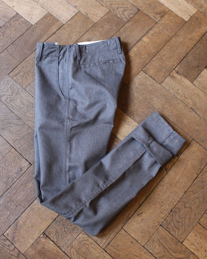 Rogue Territory Infantry Pant 10oz Denim heather grey_1