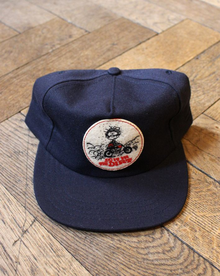 Ampal In The Dirt Cap navy_1