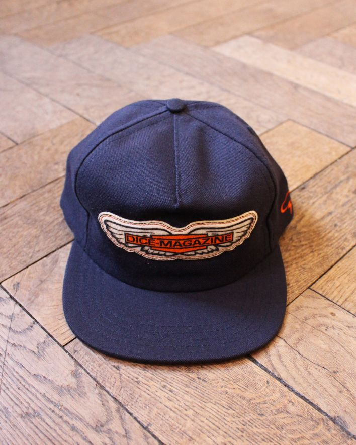Ampal Dice Wings Cap navy_1