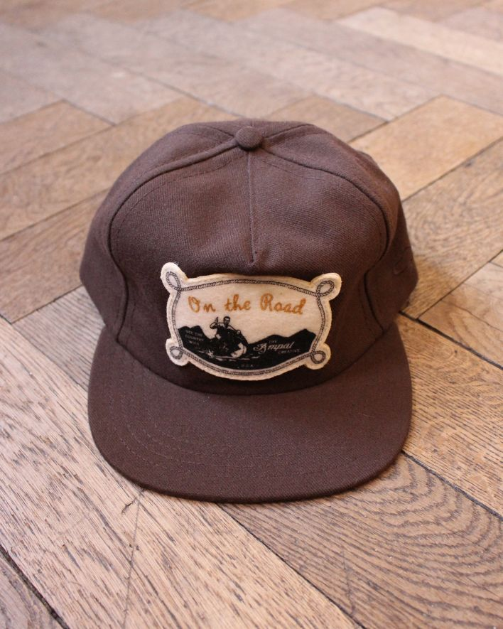 Ampal On the road Cap brown_1
