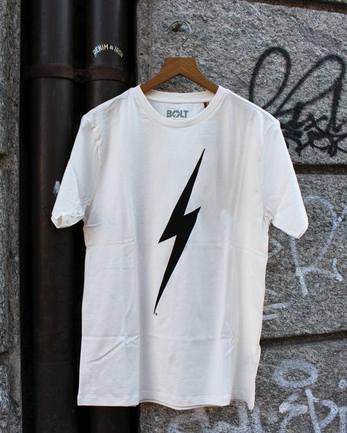 Lightning Bolt Forever Tee white_1