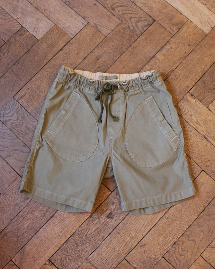 Freenote Deck Short olive_1