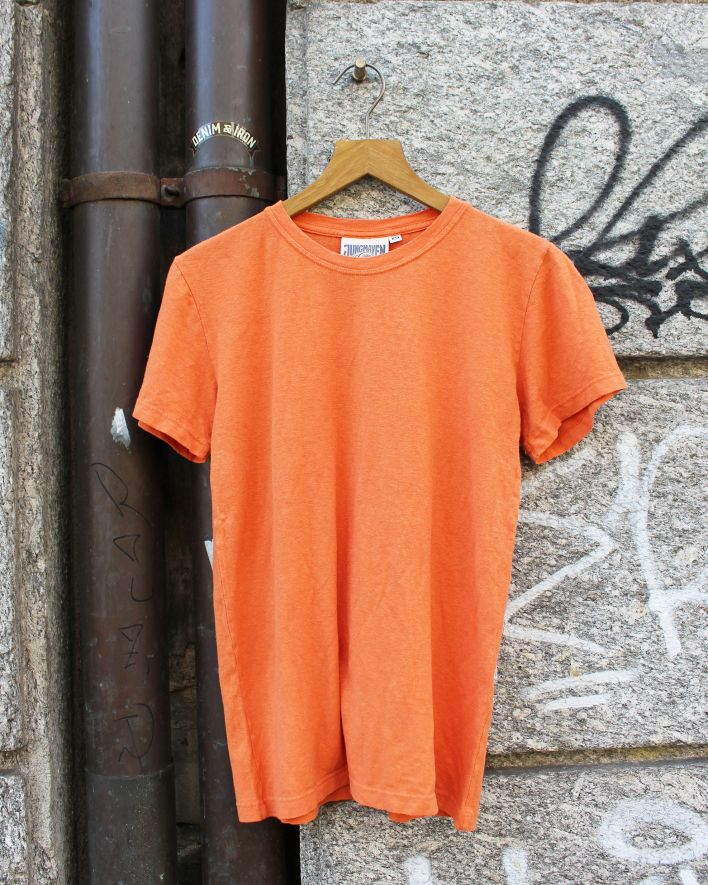 Jungmaven Jung T-Shirt autunm orange_1