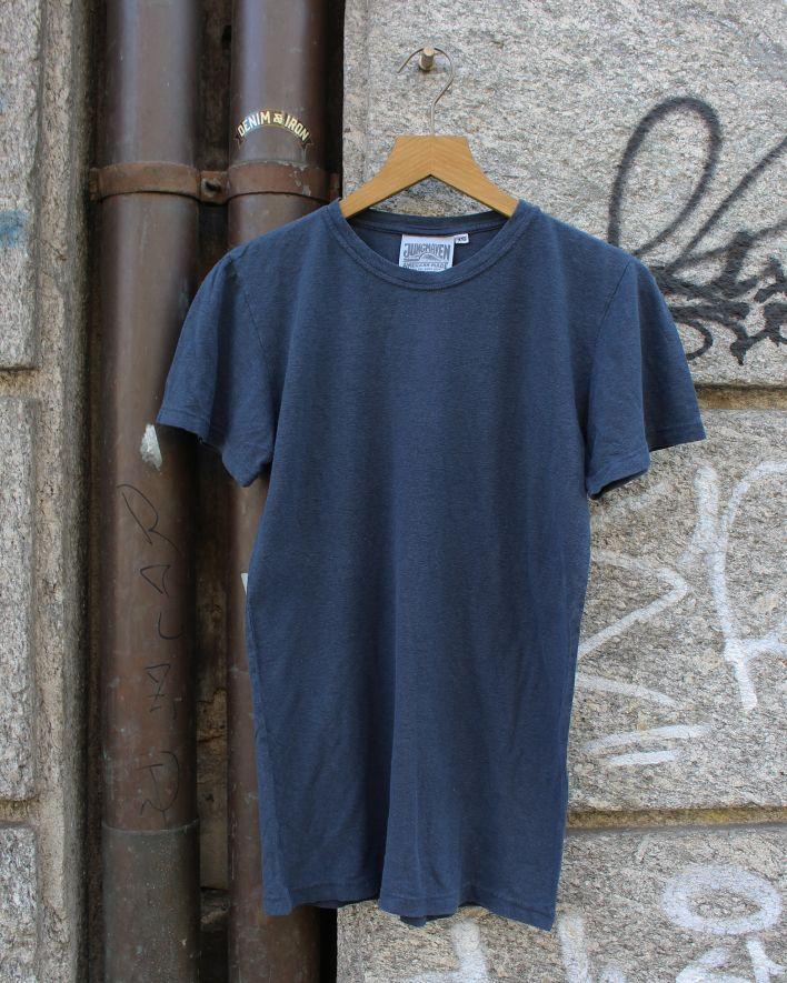 Jungmaven Jung T-Shirt navy_1