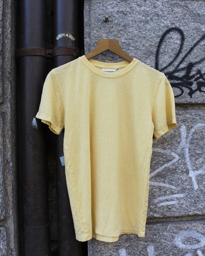 Jungmaven Jung T-Shirt pale yellow_1