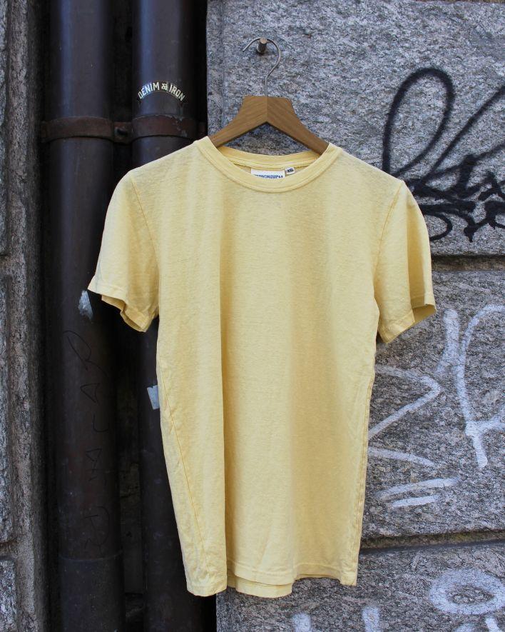 Jungmaven Jung T-Shirt pale yellow_1