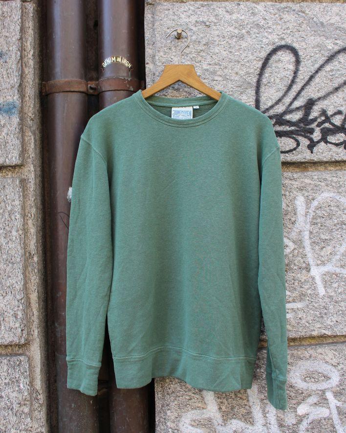Jungmaven TAHOE Sweatshirt spruce green_1