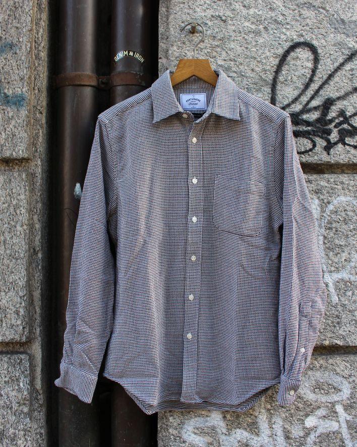 Portuguese Flannel Tricot Flannel Shirt multicolor_1