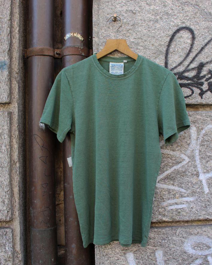 Jungmaven Baja T-Shirt spruce green_1