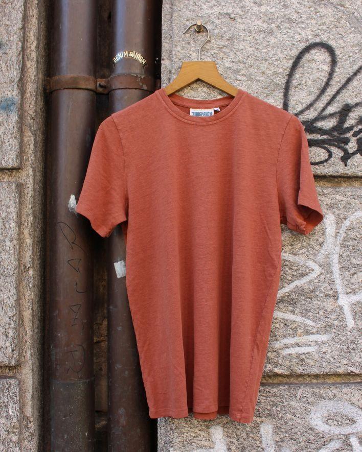 Jungmaven Baja T-Shirt terracotta_1