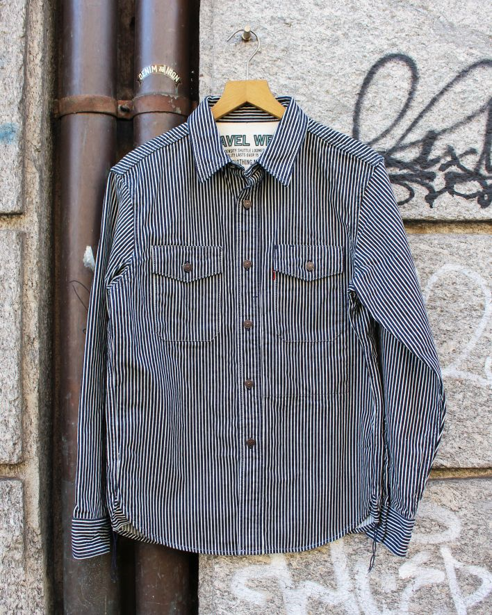 UES_Traveling Shirt hickory_1