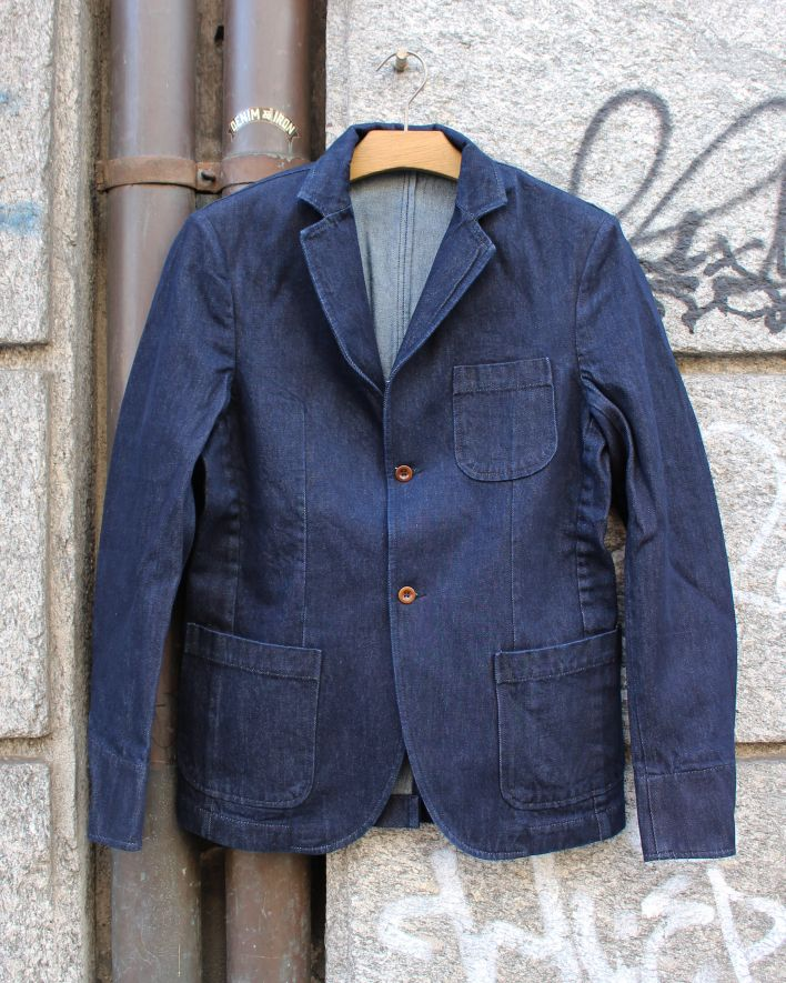 Captain Santors Jacket washed denim_1