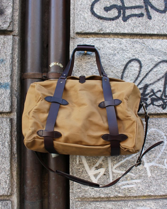 Filson Medium Duffle Bag tan_1
