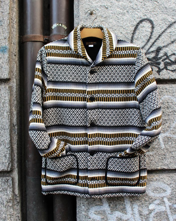 West Ride Mexican Rug Jacket_1