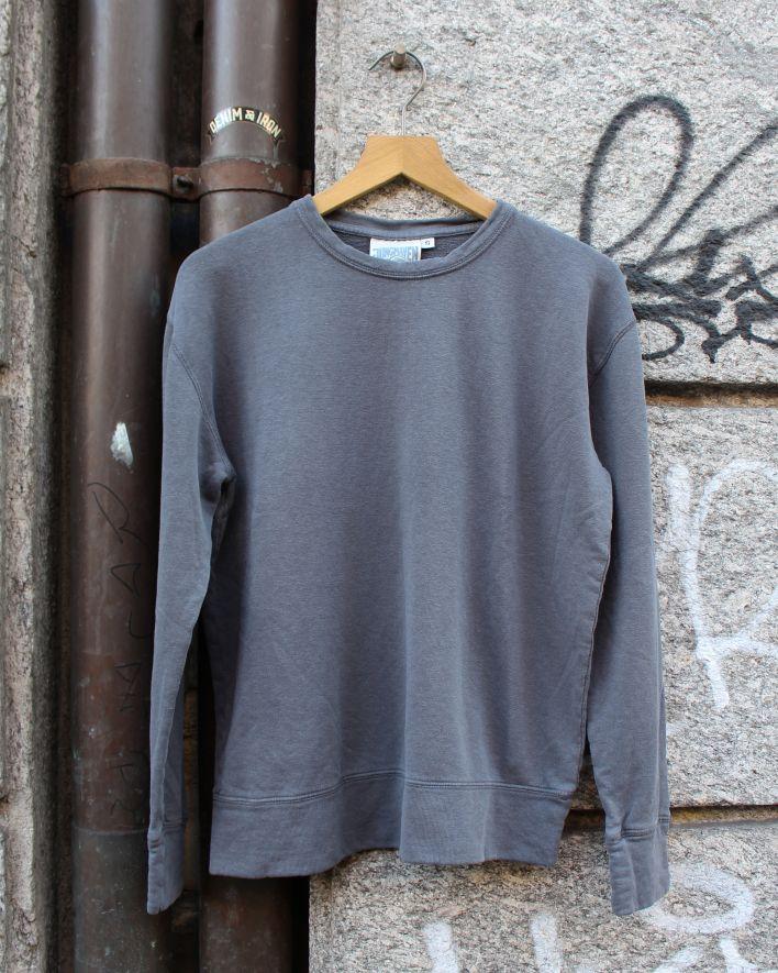 Jungmaven Tahoe Sweatshirt diesel grey_1
